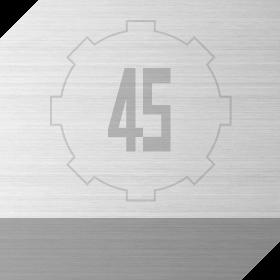 センタイギア45