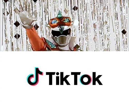 TikTok番組公式アカウントにキラメイシルバーのダンスが追加!!一緒に踊ろう!