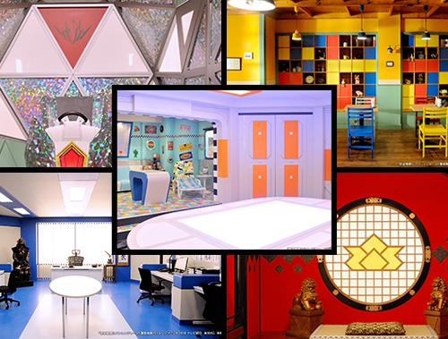 WEB会議やご家庭で利用できる「スーパー戦隊シリーズ背景壁紙」提供開始!