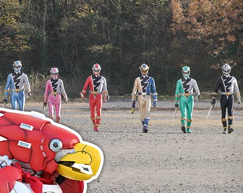 〜43バン!〜 騎士竜戦隊リュウソウジャー<br>セッちゃんの今日のスーパー戦隊