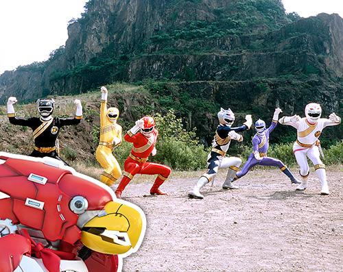 〜25バン!〜 百獣戦隊ガオレンジャー!<br>セッちゃんの今日のスーパー戦隊