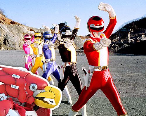 〜13バン!〜 高速戦隊ターボレンジャー!<br>セッちゃんの今日のスーパー戦隊