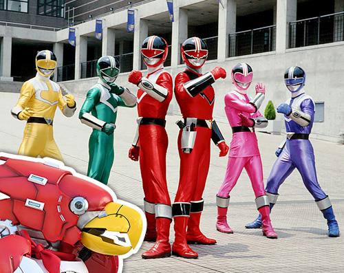 〜24バン!〜 未来戦隊タイムレンジャー!<br>セッちゃんの今日のスーパー戦隊