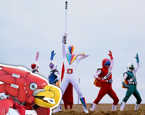 〜02バン!〜 ジャッカー電撃隊!<br>セッちゃんの今日のスーパー戦隊