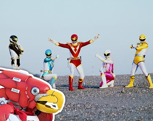 〜15バン!〜 鳥人戦隊ジェットマン!<br>セッちゃんの今日のスーパー戦隊
