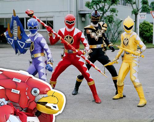 〜27バン!〜 爆竜戦隊アバレンジャー!セッちゃんの今日のスーパー戦隊