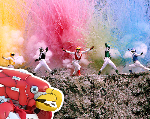 〜12バン!〜 超獣戦隊ライブマン!<br>セッちゃんの今日のスーパー戦隊