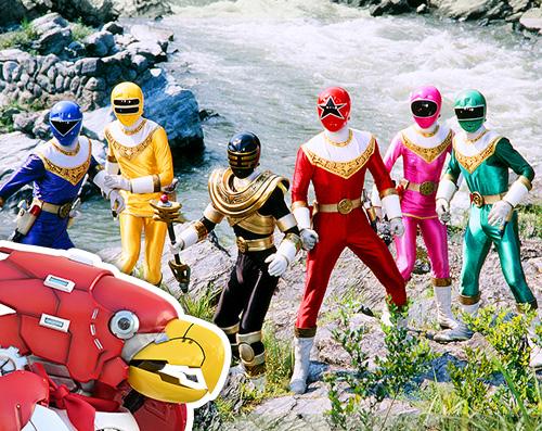 〜19バン!〜 超力戦隊オーレンジャー!<br>セッちゃんの今日のスーパー戦隊
