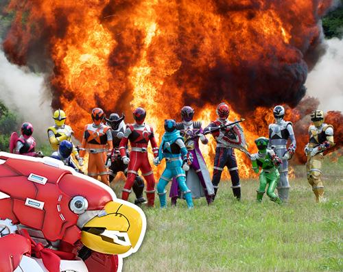 〜41バン!〜 宇宙戦隊キュウレンジャー!<br>セッちゃんの今日のスーパー戦隊